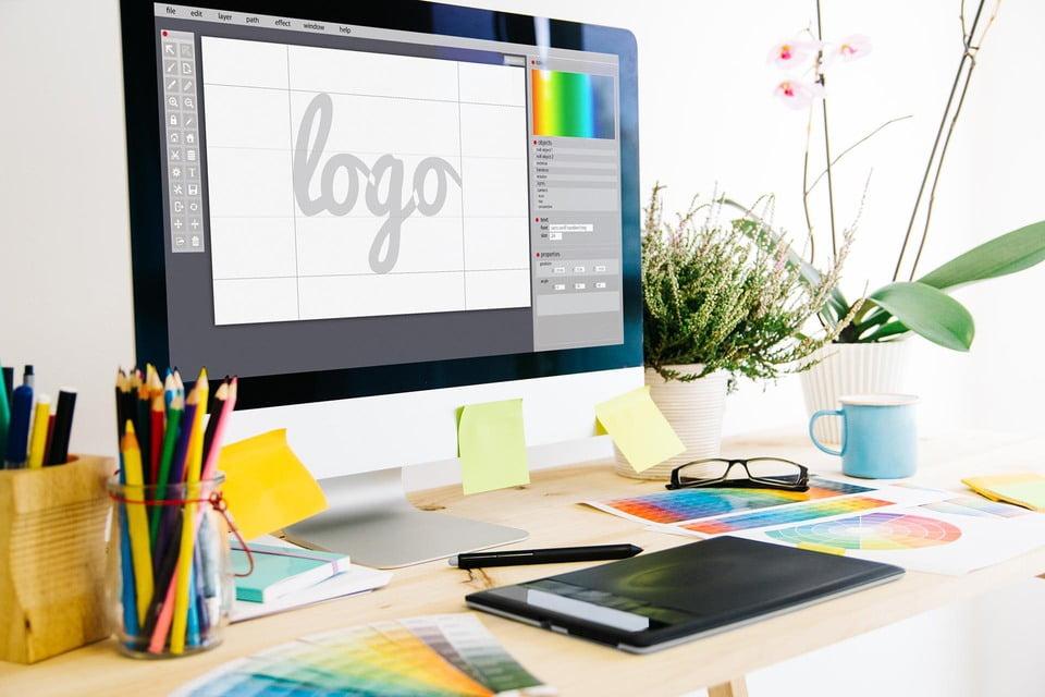como hacer un logotipo, logo vectorizado, logotipo, logo