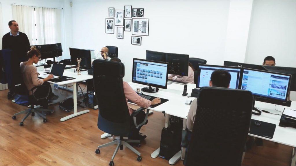 SEB creativos, Agencia de publicidad, diseño web